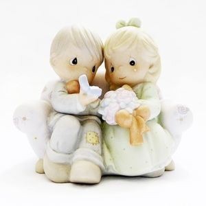 VINTAGE 96 PRECIOUS MOMENTS/Enesco Say I Do 261149